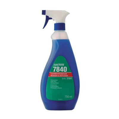 Loctite 7840,LARGE SURFACE CLEANER 750CC