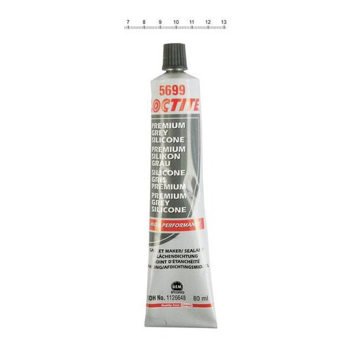 Loctite 5699 PERFORMANCE SILICONE GRAY