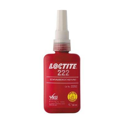 Loctite 222 PURPLE THREADLOCKER 50CC