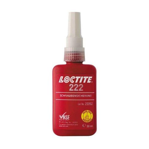 Loctite 222 PAARSE THREADLOCKER 50CC