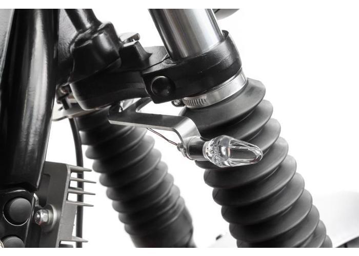 Blinkerhalter vorne - Triumph Bonneville, Scrambler, Thruxton