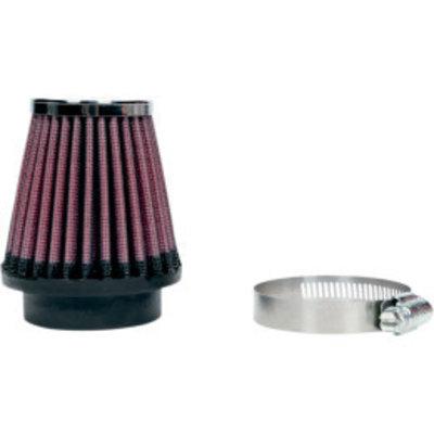K&N Filtre à air conique universel 49 mm