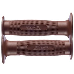 22MM (Set) Griffe OFF-ROAD MX '74- Braun