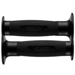 22MM (Set) Griffe OFF-ROAD MX '74- Schwarz