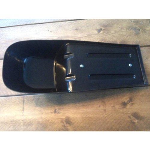 C.Racer Cafe Racer Seat Diamond Stitch Chocolat Type 39