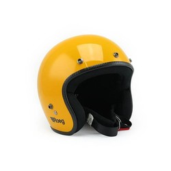 JETT HELMET Sunset Yellow gloss