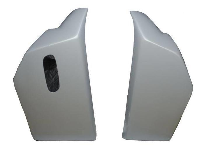 BMW K75 K100 scrambler radiator cover