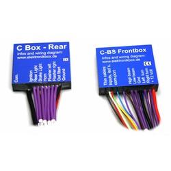 Digitale harnas C-BS voor knop- en schakelaarbediening