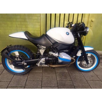 BMW R1100R ABS Naked Bike
