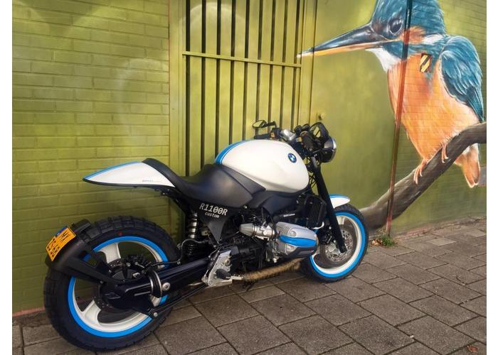 BMW R1100R ABS Naked Bike