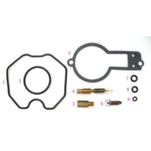 MCU BMW F650 93-01 Carburateur Revisie Set