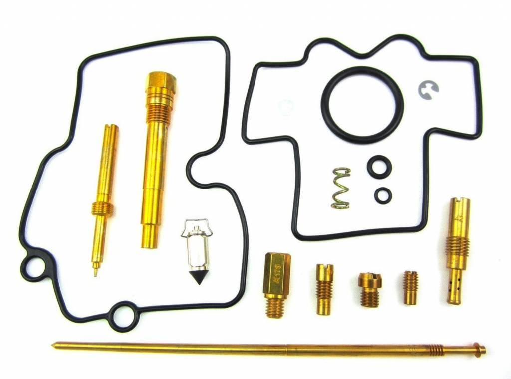 manufactured 88-90 Honda xrv650 Africa Twin Carburettor Gasket Set Kit rd03 Keyster