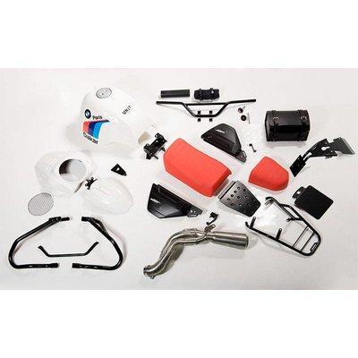 UNIT Garage Kit R NineT Paris Dakar avec accessoires