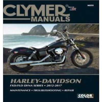 Haynes Repair Manual HARLEY DAVIDSON FXDF Dyna Fat Bob ABS 1690 GYM 2017