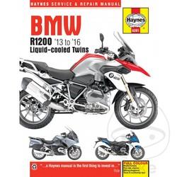 Werkplaatshandboek BMW R1200 DOHC TWINS (13-16)