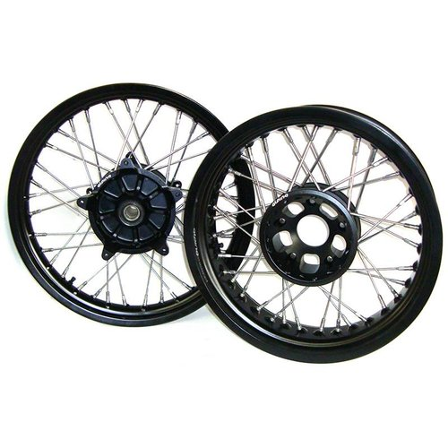 UNIT Garage TUBELESS WHEELS ON STS -RAY