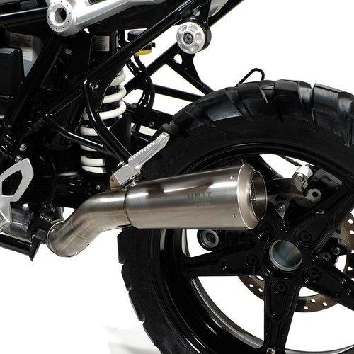UNIT Garage BMW R NineT Titanium Demper Low Mount + Bevestiging