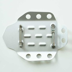 ENGINE PROTECTION PLATE IN ALUMINIUM R-NineT