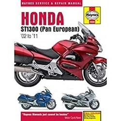 Werkplaatshandboek HONDA ST1300 PAN EUROPEAN (02-11)
