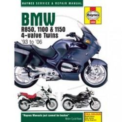 Werkplaatshandboek (SB) BMW R850 & R1100 TWINS 93-06