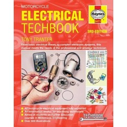 Werkplaatshandboek MOTORCYCLE ELECTRICAL TECHBOOK