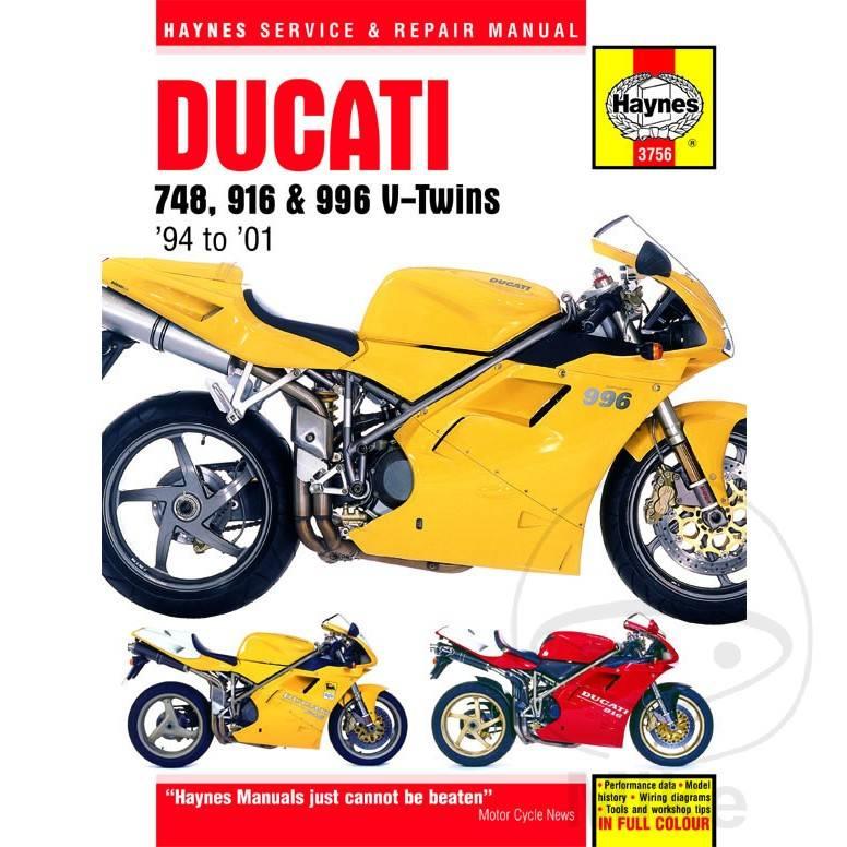 Ducati 996 Wiring Diagram Workshop Manual - Wiring Diagram General on