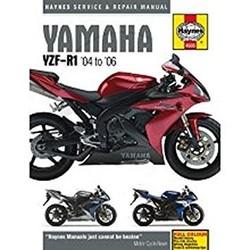 Werkplaatshandboek YAMAHA YZF-R1 2004 - 2006