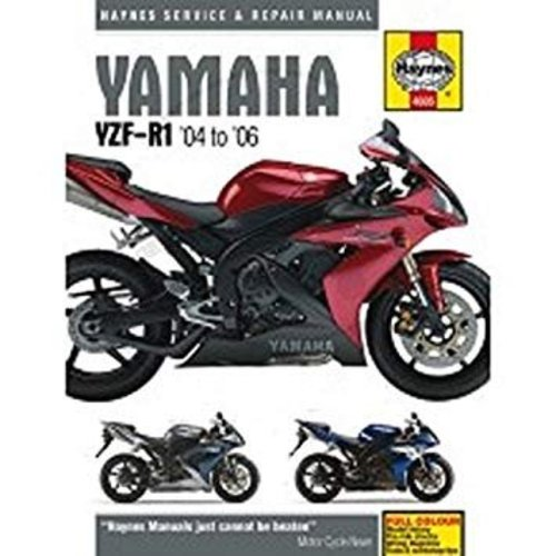 repair manual yamaha yzf-r1 2004 - 2006 - caferacerwebshop.com  caferacerwebshop.com