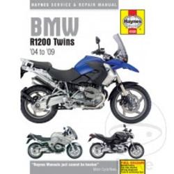 Werkplaatshandboek BMW R1200
