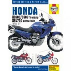Reparatur Anleitung HONDA CB600F HORNET