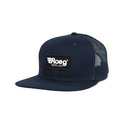 Blake Snapback Cap Navy Blue