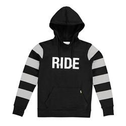 Ringo hoodie black/grey