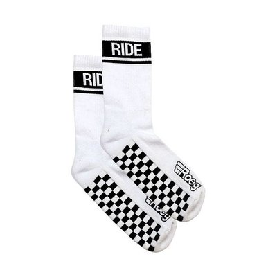 Roeg Chaussettes Early Finish blanches