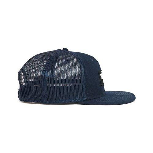 Roeg Blake Snapback Cap Navy Blue