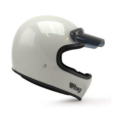 Roeg Peruna helm Fog white