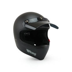 Peruna helmet matte black