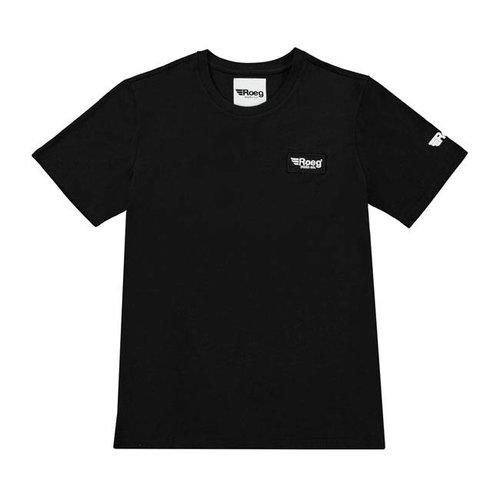 Roeg Brent t-shirt zwart