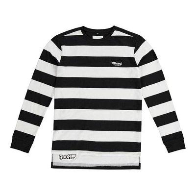 Roeg Seb jersey black/white