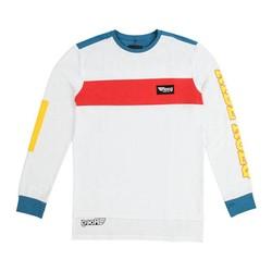 Kent jersey white
