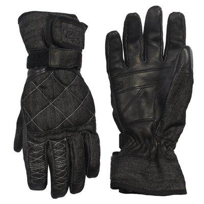 FUEL Storm handschoen zwart
