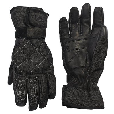 FUEL Storm handschuh schwarz