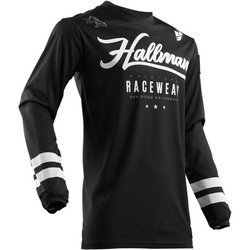 Maillot Hallman Hopetown noir