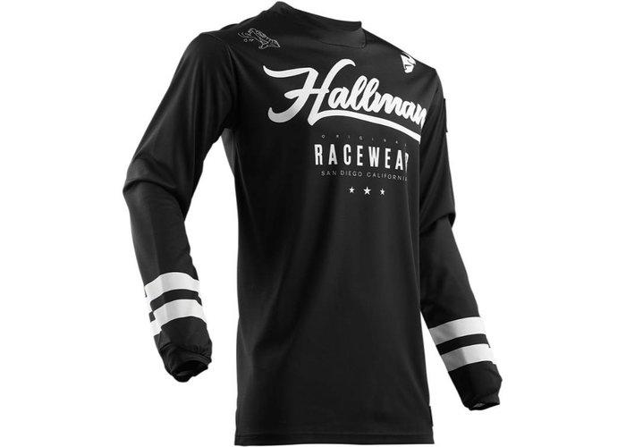 Thor Hallman hopetown black