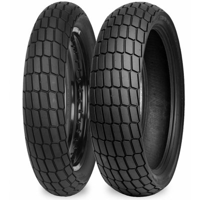 Shinko SR267 130 / 80-19 Flat Track Medium