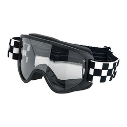 Moto 2.0 Goggles checkers Black