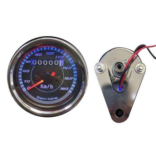 Speedometer 180 km/h + Trip Meter