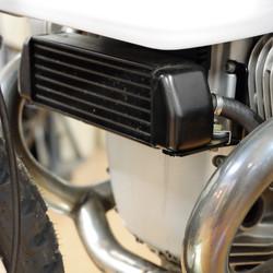 """Kit de refroidisseur d'huile """"Low"""" BMW GS 850 GS 1100"""