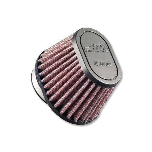 DNA 44MM Ovaal Filter Rubber Top