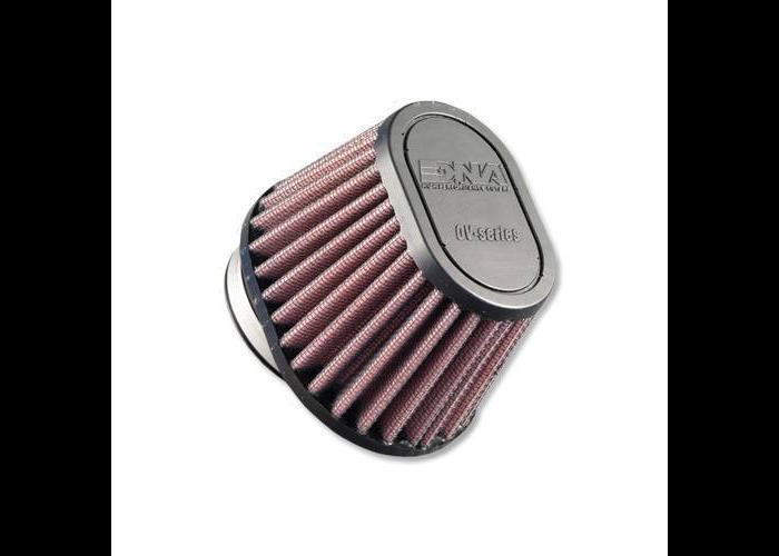 DNA 49MM Ovale filterrubberen bovenkant