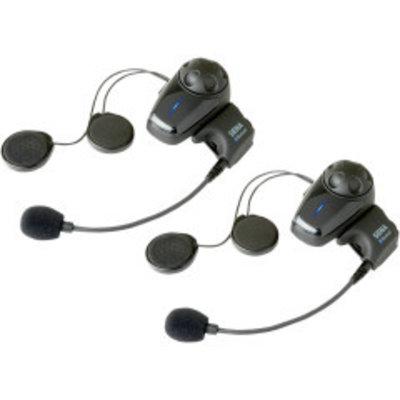 Sena Sena SMH10D Bluetooth-Headset und Gegensprechanlage Doppelpack